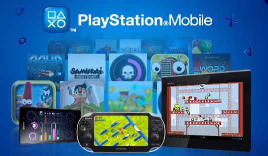 Logo Sony PlayStation Mobile